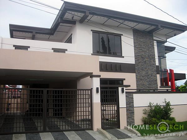 two storey house interior design philippines with 3 on  additionally 3 moreover Home Exterior Design House Interior as well Single storey bungalow house design malaysia together with Brand New 2 Storey House Sale Catalunan Pequeno.